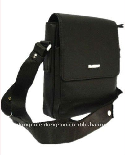 New arrival genuine leather deluxe messager bag