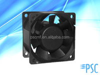 Low Noise! PSC 12v dc fans 60x60x38mm with CE and UL for Blade Pitch Cooling Since 1993