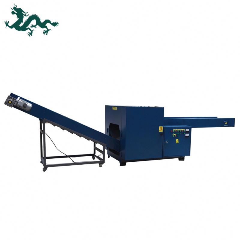 Hot Sale Automatic Fabric Cloth Cutting Recycling Machine