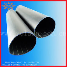 40mm Semi Rigid Medium Wall Heat Shrink Tube with Adhesive