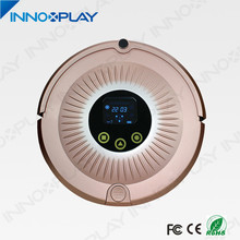 robot vacuum cleaner 2017 wet and dry cleaning mop function auto recharge remote control sensor vacuum cleaner robot sunflowers