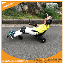 Coolbaby Electric drift bicycle /cycle rickshaws for sale/bajaj three wheeler engine trike