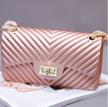 New Arrival Women Shoulder Silicone Bags Jelly Handbags