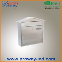 Wall Mounted Stainless Steel Mailbox Mail box Letter box
