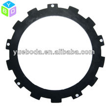 black color friction plate 540-170-1352 for Belaz truck friction disc clutch plate brake plate