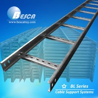 Heavy Duty Cable Ladder Tray Support Systems