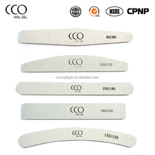 CCO nail care tools round nail file manufacturer