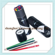 Fashionable paper tube paper cardboard tubes for pencil package