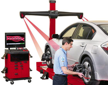 car accident body repair equipment auto wheel aligner machines, price of wheel alignment machine