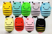 2015 new fashion 3D cute animal design custom phone case silicone case for phone