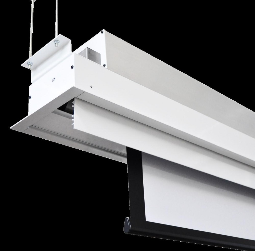Projector Screen Ceiling Recessed Ceiling Tiles