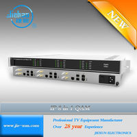 8/16/24/32 8 in 1 ip multiplexer dvb-c qam modulator