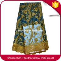 Colorful type of lace material trustwin mesh lace indian embroidery lace with stones HY0431