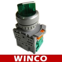 Seco Push Button Switch 22mm 25 mmTN2IS