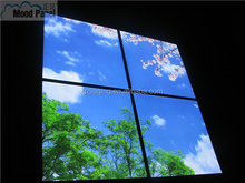 600X600mm Self-patent CE approved hotel LED artificial sky panel light