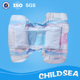 Wholesale Super Absorption Dry Surface Disposable Baby Diapers