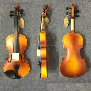 advanced cheapest flamed violin