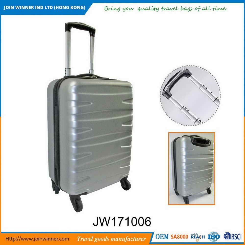 Reliable And Good Hard Case Wheeled Luggage With Complete Certificates