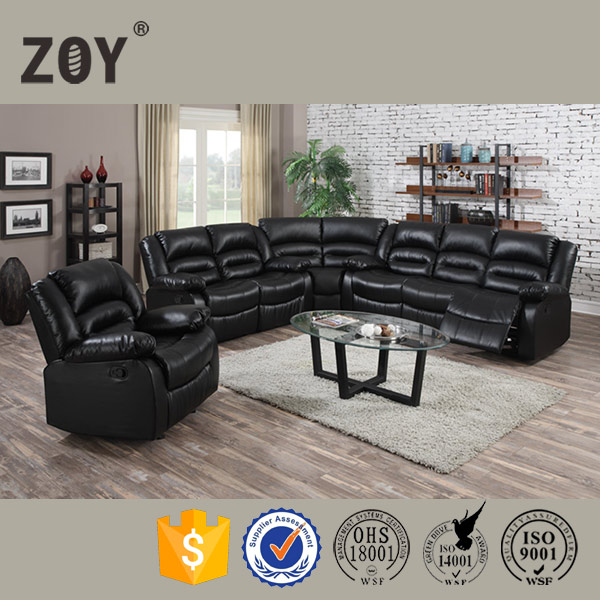 Lazy Boy Leather Recliner Sofa & Antique Furniture 93933