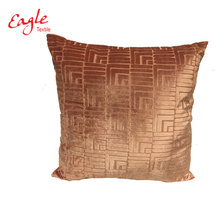 Home Use high quality sofa embroidery design 60 x 60 cushion covers