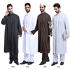 New Style Islamic Clothing Muslim Men Thobe Ethnic Clothing
