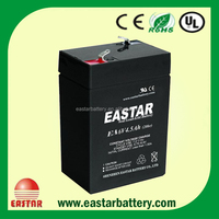 6v 4.2ah rechargeable battery