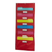 Folder Hanging Organizer Pocket Chart Office