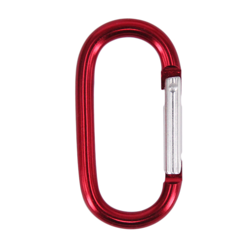 Different Colors Different Sizes Customized Aluminum Carabiner Toy <strong>Hooks</strong>