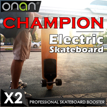 adult off road electric skateboard Dual Motor Kick Scooter