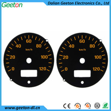Newest Digital Speedometer Tachometer Auto Meter Instrument Cluster