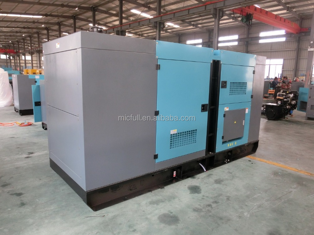 Low Price Good Quality 300kw 375kva Diesel Generator by KTA19-G2 Engine