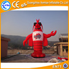 Lobster Festival advertising inflatable shrimp, Giant inflatable lobster for sale