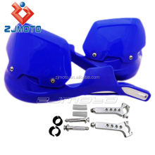 "HG-13-BU Blue Motorcycle Fairing Kit 22mm 7/8"" Aluminium Brush Bar hand guard front guard for motorcycles CR CRF SL XR"