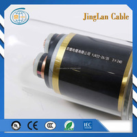 Copper Conductor XLPE insulation power cable