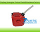 3L plastic gasoline tank fuel tank red jerry can