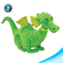 High quality novelty plush toys flying dragon stuffed toy from china