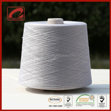 Consinee hot sale bamboo cotton elastic yarn for knitting 15/16SS T-shirts