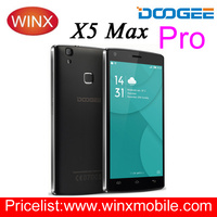 Doogee X5 Max Pro Original 5.0 Inch Android 6.0 2GB/16GB 4000mAh Black/White smart phones hot products