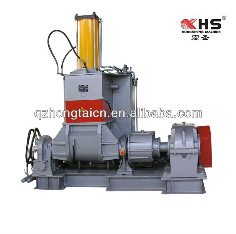 Rubber(plastic) dispersion kneader machine
