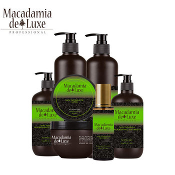 Macadamia deluxe macadamia oil hair treatment view for Acu salon prices