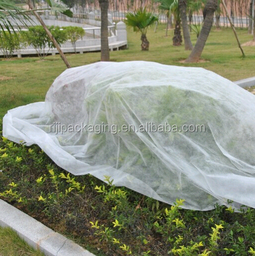 [Manufacturer]Wholesale gardening use nonwoven with UV frost cover
