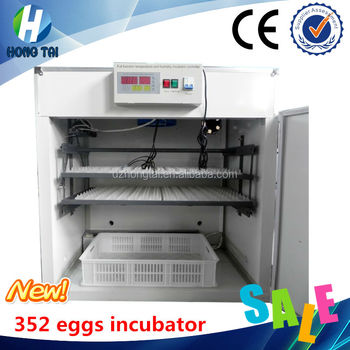 small numbers of chicks egg incubators for Hatching 352 eggs