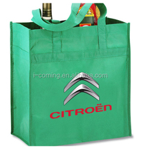 Eco recycle custom logo cloth carrying bag