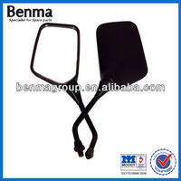 bar end mirrors motorcycles,chinese factory for motorcycle side rear view mirror with good quality and reasonable price