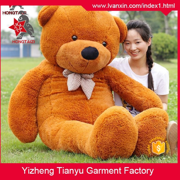 Popular and cute plush toy teddy bear for 60cm 80cm 160cm