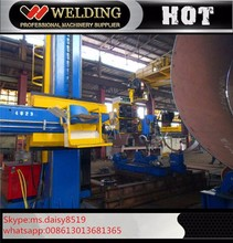 Pressure Vessel & Pipe Automatic Welding Column and Boom Welding Center