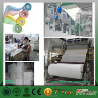 chinese supplier provide tissue paper equipment /tissue paper roll in factory price