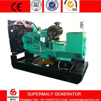 60kw diesel generator price with stamford alternator by Cummins engine
