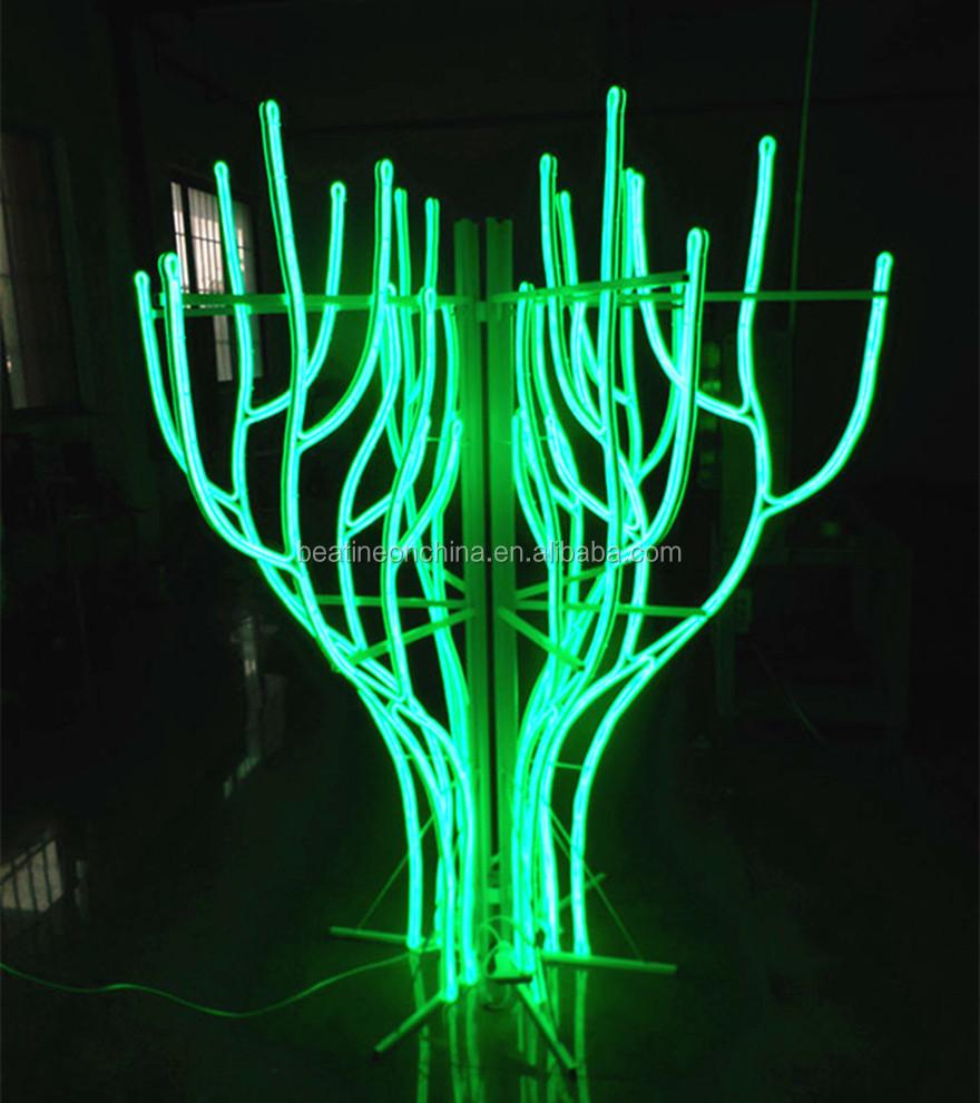 24 v clairage motif led arbre en plein air arbre artificiel eclairage de f tes id de produit. Black Bedroom Furniture Sets. Home Design Ideas