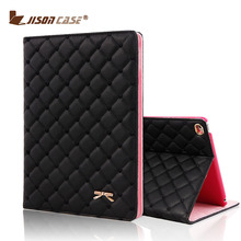 Luxury PU leather case for ipad Air 2 Valentine's Day gift for girls and lady bag